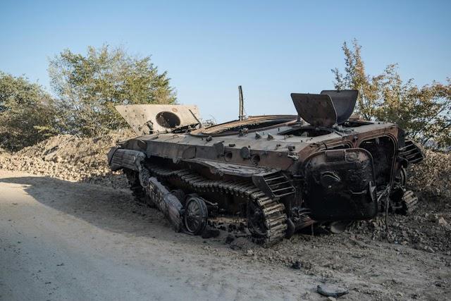 Hegyi-Karabah: Az azeri hadsereg örmény rakétaütegeket semmisített meg
