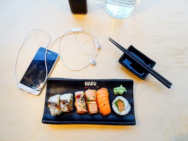 viikkokatsaus, big mamas home, arki, Haru sushi, podcast, wecast, afterwork, rintatulehdus,