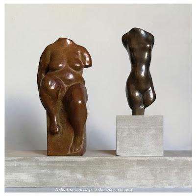 edith_lafay_sculpture_bronze_torse_à_chacune_son_corps_à_chacune_sa_beauté