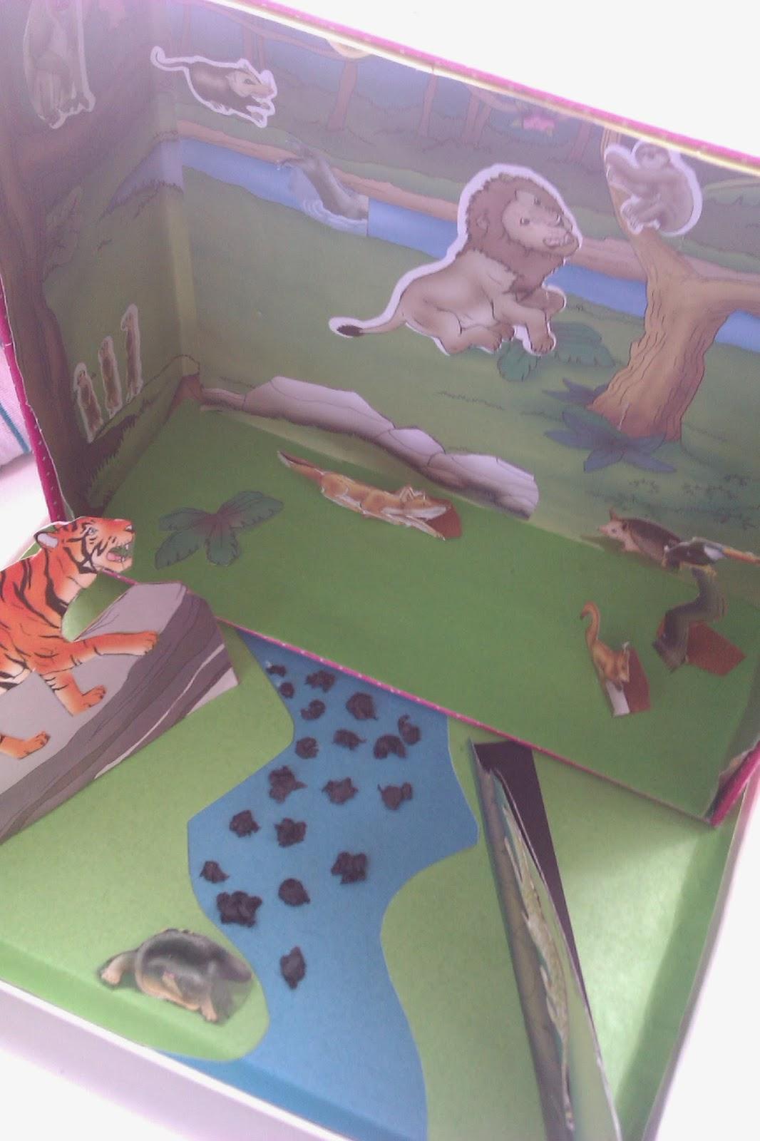 Ecosystem Diorama Project   Contenidos complementarios