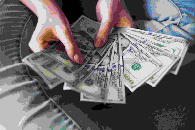 Fake mlm money