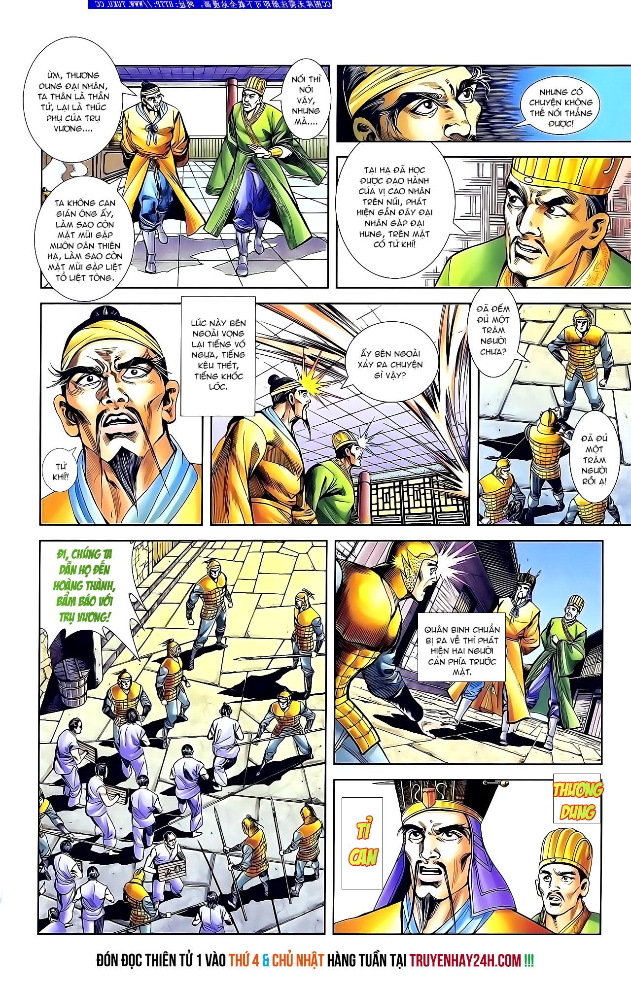 Cơ Phát Khai Chu Bản chapter 134 trang 27
