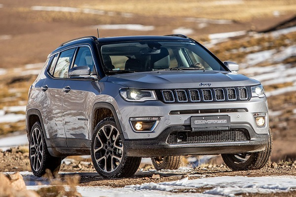 Jeep Compass 2020 Argentina