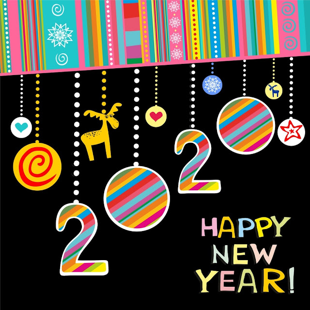 Happy New Year 2020 Images, Wallpapers 27