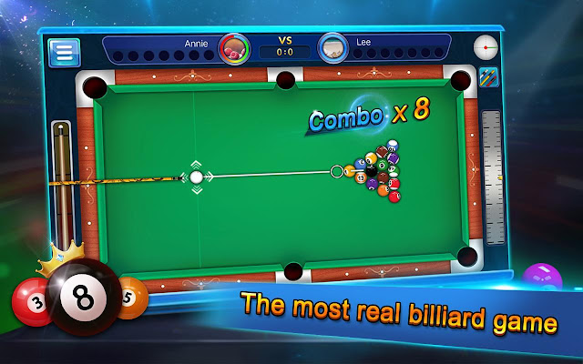 Game Online Android Terpopuler strategi sport billiard