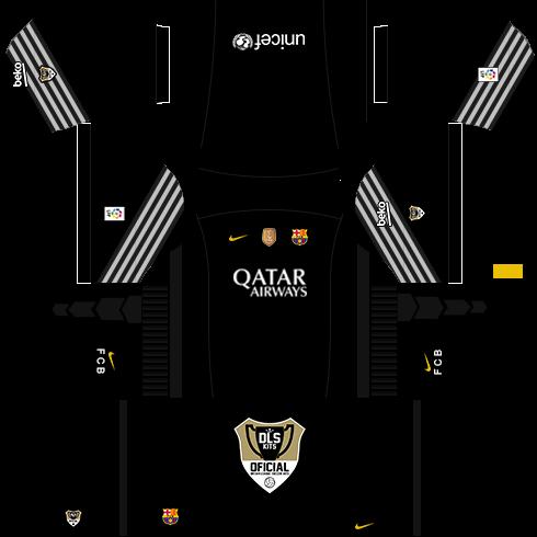 dream league soccer barcelona kits logo 2017-18 - Kits ...