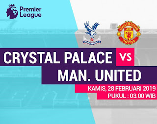Premier League: Prediksi Crystal Palace Versus Manchester United: Badai Cedera Menghadang