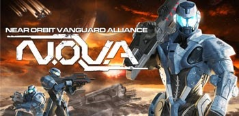 N.O.V.A. Near Orbit Vanguard Alliance Apk