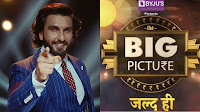 Colors TV The Big Picture serial / Show wiki timings, Barc or TRP rating this week, The Star Cast of reality show