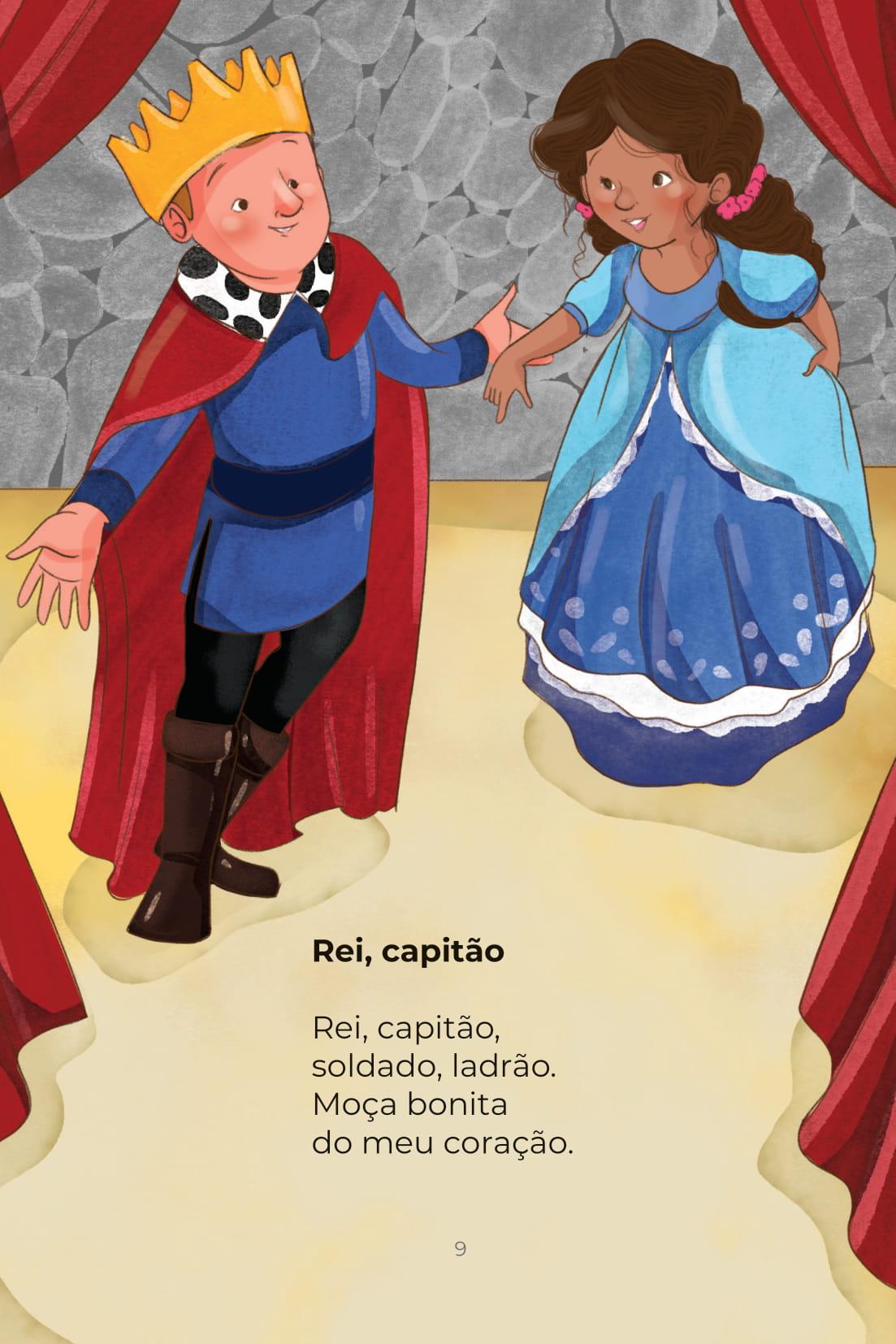 Rei, capitão