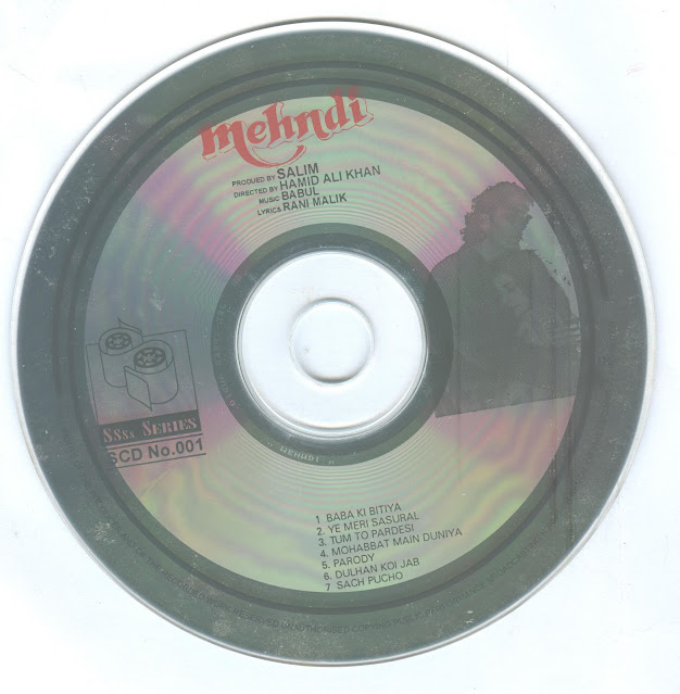 Download Mehndi  [1998-MP3-VBR-320Kbps] Review