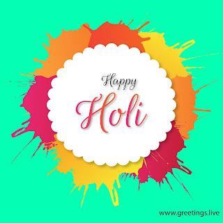 holi colors image