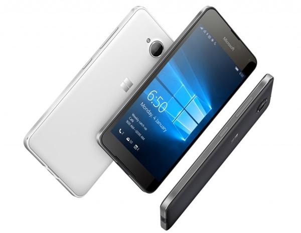 Microsoft Lumia 650: sofisticado, com design metálico e Windows 10