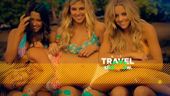 Videohive Traveler Opener 22116882