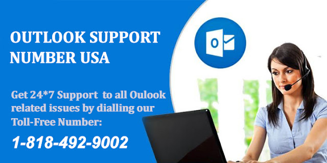 Outlook Customer Service Number USA
