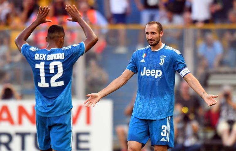 """Chiellini: """"Zadovoljni rezultatom i pristupom utakmici"""""""