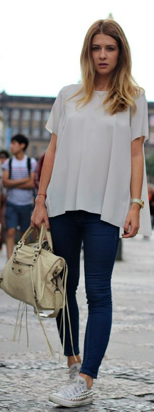 Simple Outfits Anyone Can Wear #Simple #Outfits