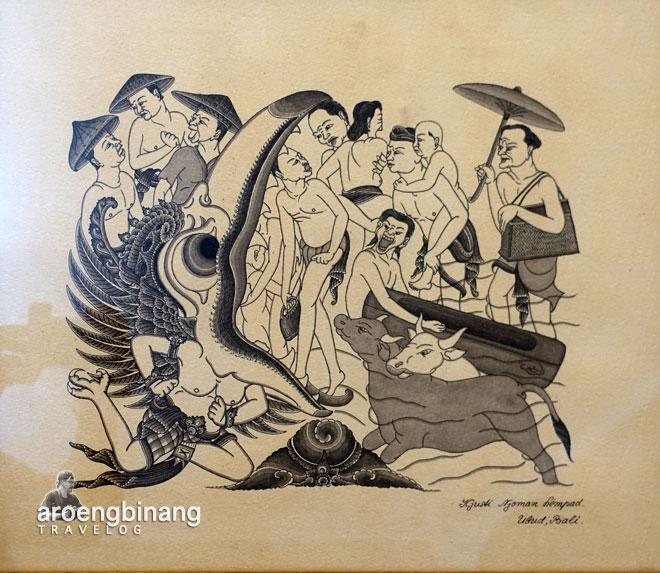 i gusti nyoman lempad museum macan modern and contemporary art in nusantara jakarta barat