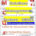 Data Base Management System - DBMS Objective Questions and Answers with Explanations / Solutions PDF Free Download for Tests / Exams
