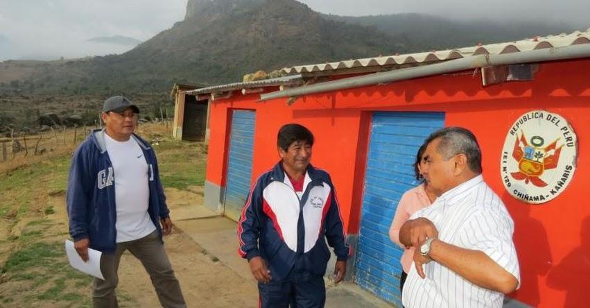 GRE Lambayeque: Las clases escolares en Incahuasi y Cañaris se reiniciarán este lunes 17