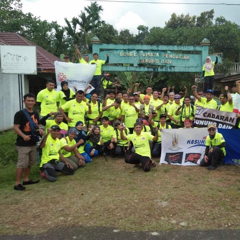 10 Pesan Pendaki Malaysia Setelah Mendaki Gunung Daik Lingga