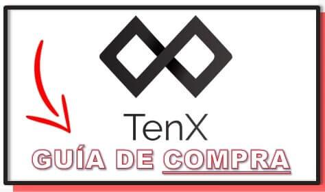 Guía de Compra Paso a Paso Comprar Criptomoneda TenX (PAY)