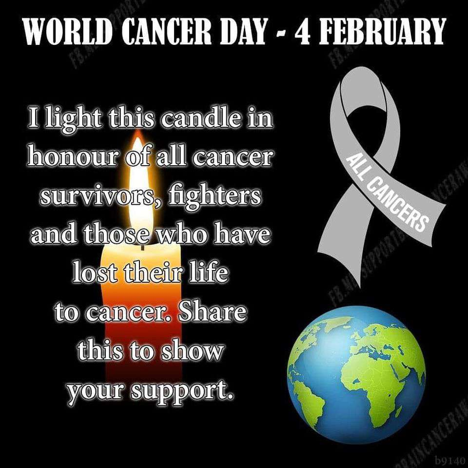 World Cancer Day Wishes Sweet Images