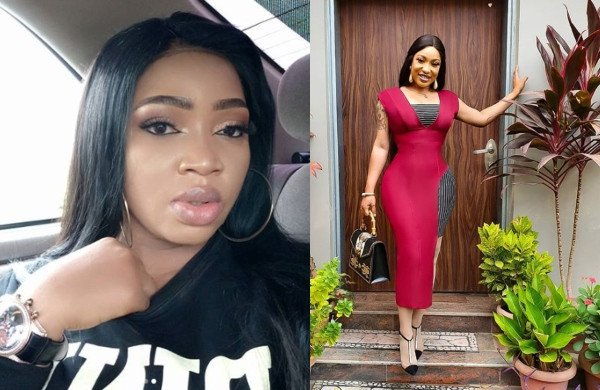 Tonto Dikeh's ex-friend, Blessing Osom exposes more shocking secret about actress