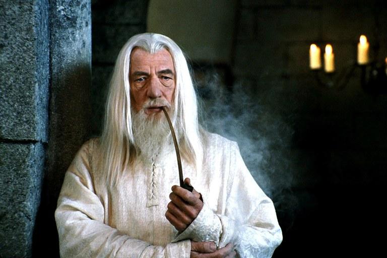 Ian McKellen, Aktor Terbaik Pemeran Gandalf dalam LOTR