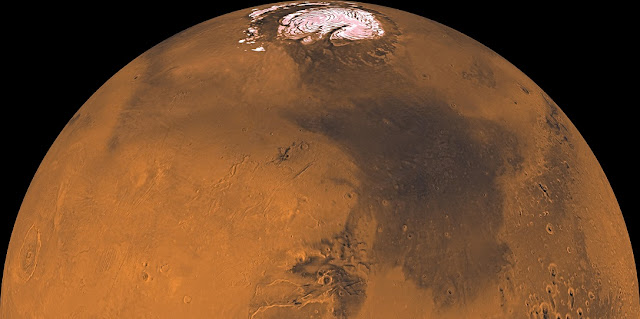 Mars. Credit: NASA