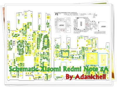 Schematic Xiaomi Redmi Note 5A