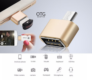 With this converter, you can Connect your flash memory or a USB 2.0 devices to tablets or Smartphones (thumb drives  USB mouse  keyboard... etc.)Con
