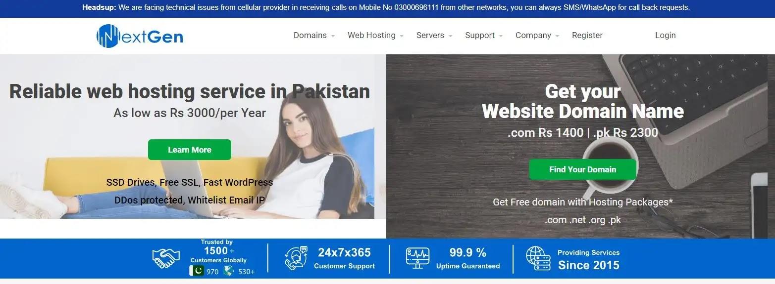 4 Best Web Hosting Companies in Pakistan 2021