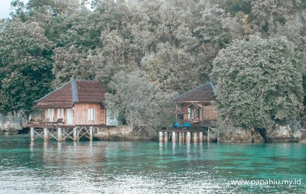 togean island