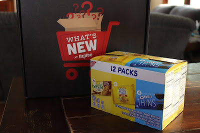 What's New at Hy-Vee unboxing