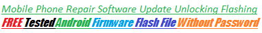 Flash File Stock Rom Firmware