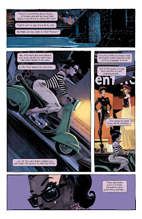 Reseña de Catwoman: Si vas a Roma (Biblioteca DC Black Label), de Jeph Loeb y Tim Sale - ECC Ediciones.