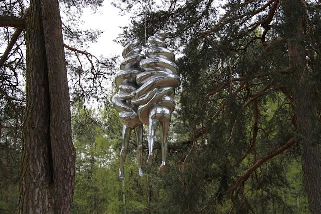 Oslo Ekeberg Park Norway, patsaspuisto