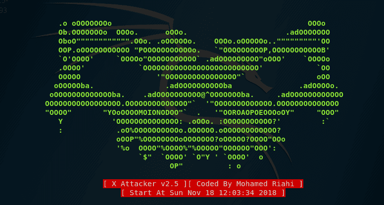 XAttacker- How To Scan Website Vulnerability Easily