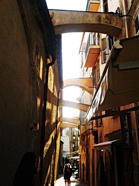 Die Stadt Bonifacio