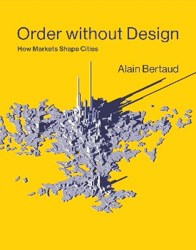 Livro: Order without design / Autor: Alain Bertaud