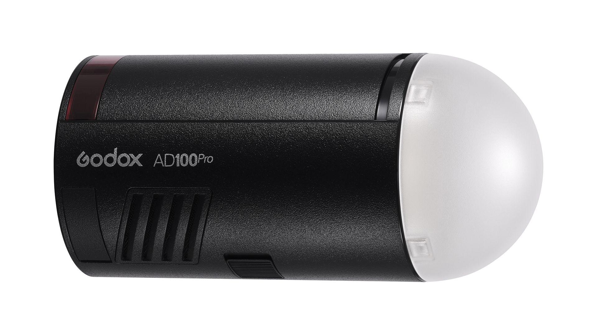Godox AD100 Pro с модификатором
