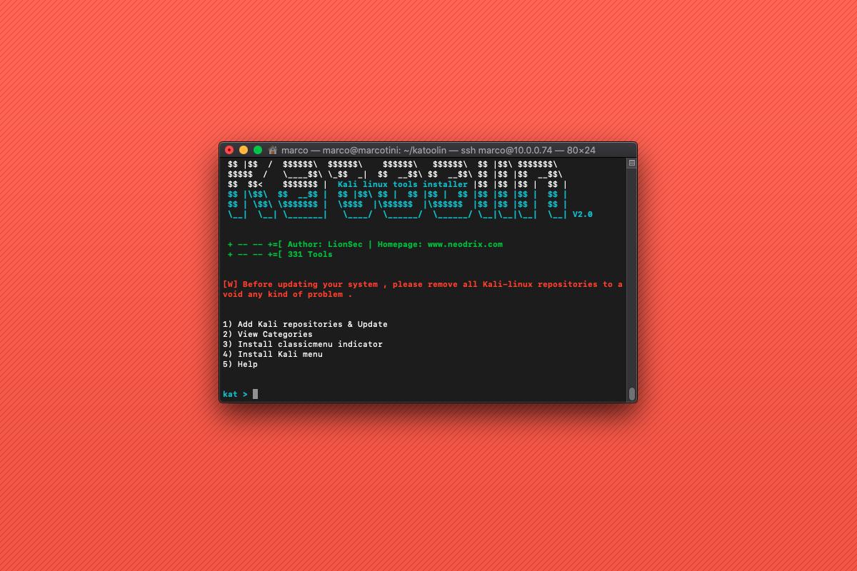 Come installare Kali Linux su Amazon AWS