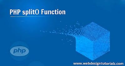 PHP split() Function