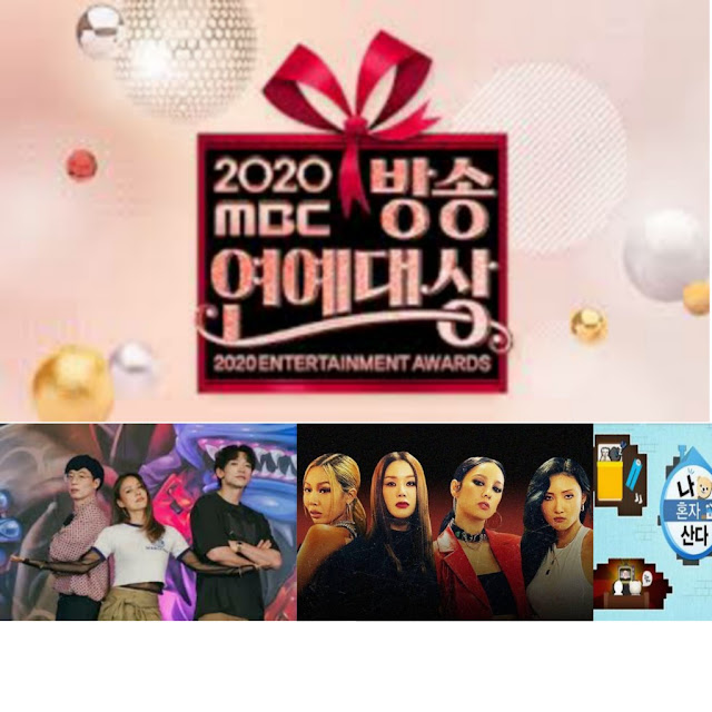 Live Streaming MBC Entertainment Awards 2020