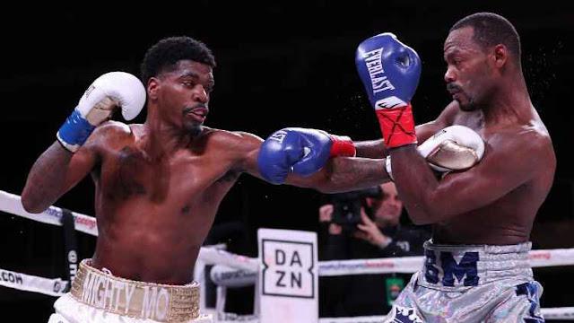 Maurice Hooker dominated. Mikkel LesPierre