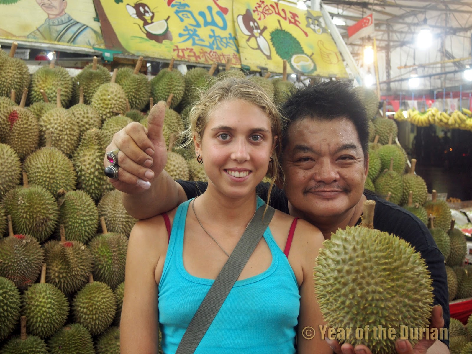 10 tricksy ways durian sellers cheat durian lovers. Black Bedroom Furniture Sets. Home Design Ideas