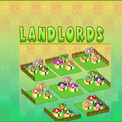Landlords (Logical Thinking Strategy Game)
