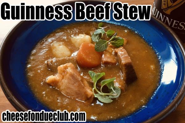 ギネス・ビーフ・シチュー(アイリッシュビーフシチュー)のレシピ Guinness Beef Stew
