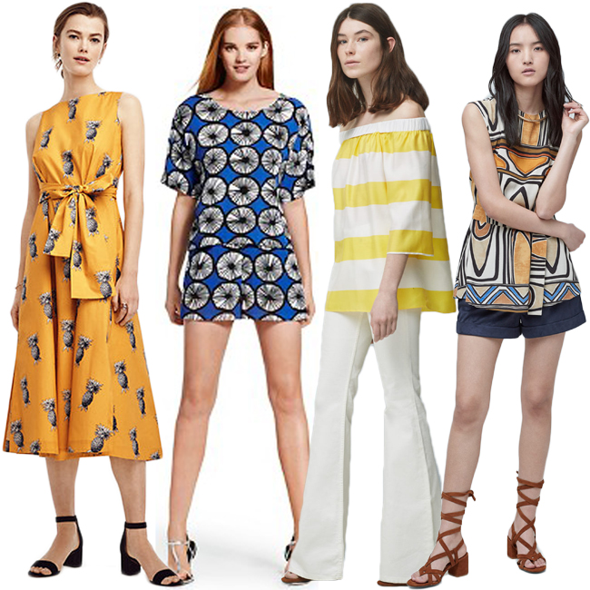 Standout Prints to Rock this Spring